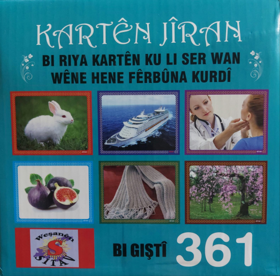Kartên Jîran 361
