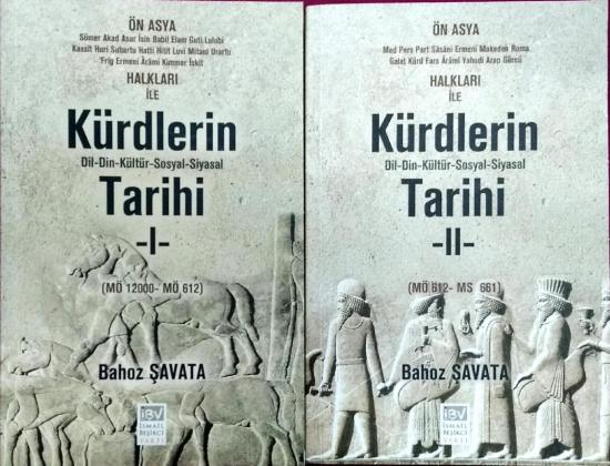 Kürdlerin Tarihi 1 ve 2