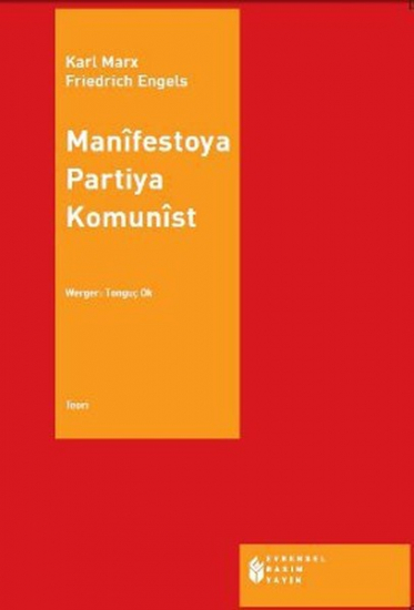 Manîfestoya Partiya Komunîst