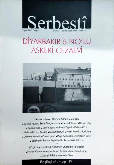 Serbestî-Diyarbakır 5 No'lu Cezaevi
