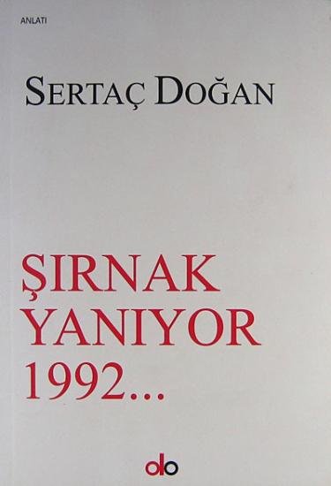 Şırnak Yanıyor 1922...