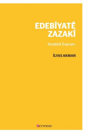 Edebîyatê Zazakî