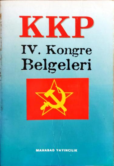KKP IV. Kongre Belgeleri