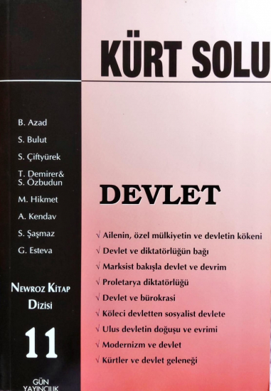 Kürt Solu - Devlet