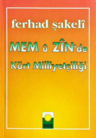 Mem u Zin'de Kürt Milliyetçiliği