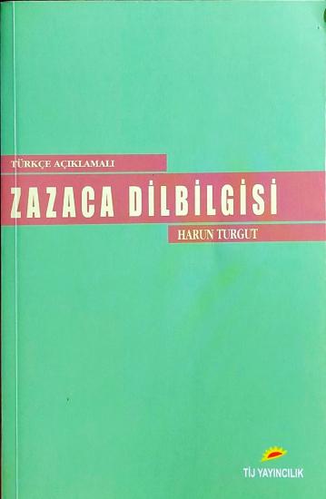 Zazaca Dilbilgisi