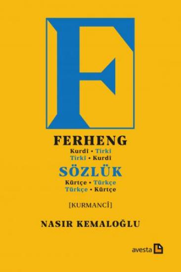 FERHENG (Kurdî - Tirkî / Tirkî - Kurdî) | SÖZLÜK (Kürtçe-Türkçe / Türkçe-Kürtçe)