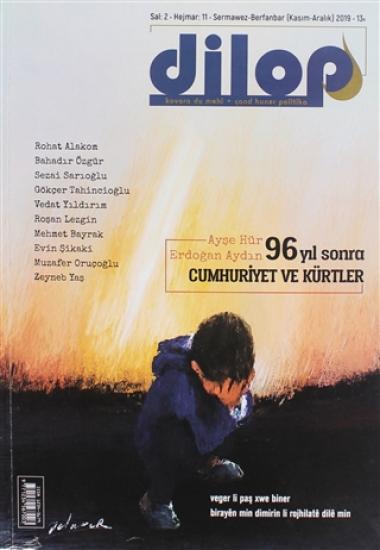 Dilop Dergisi Sayı: 11