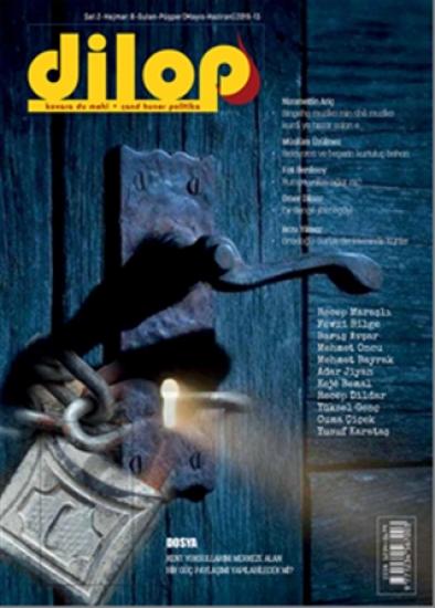 Dilop Dergisi Sayı: 8