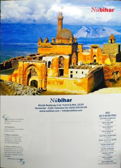 Salname - Qesra Îshaq Paşa